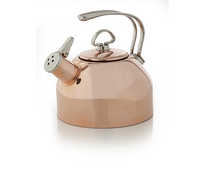 Chantal copper tea kettle teavana - Teavana tea pots ...
