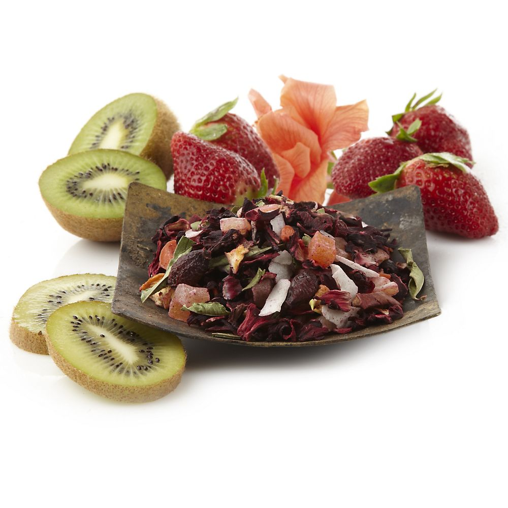 Teavana Berry Kiwi Colada Loose-Leaf Herbal Tea