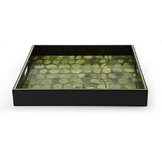 Ginseng Square Serving Tray