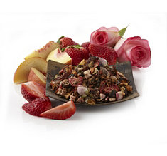 Strawberry Rose Champagne/Peach Tranquility Tea Blend