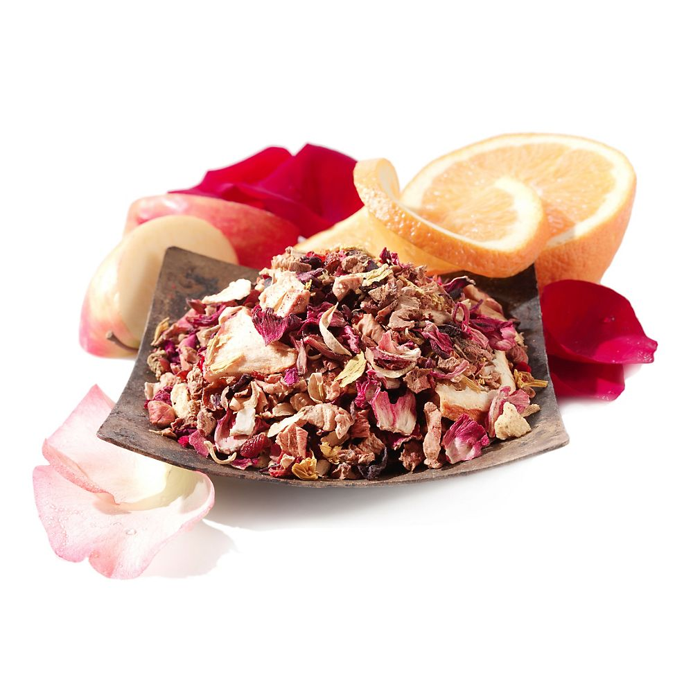 Teavana Wild Orange Blossom Loose-Leaf Herbal Tea
