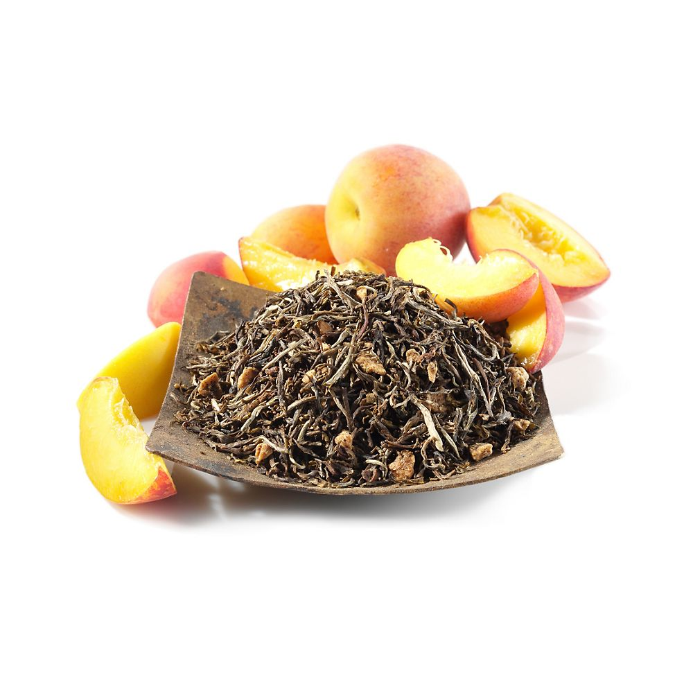 Teavana Precious White Peach Loose-Leaf White Tea