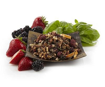 Berry Basil Blast! White Tea