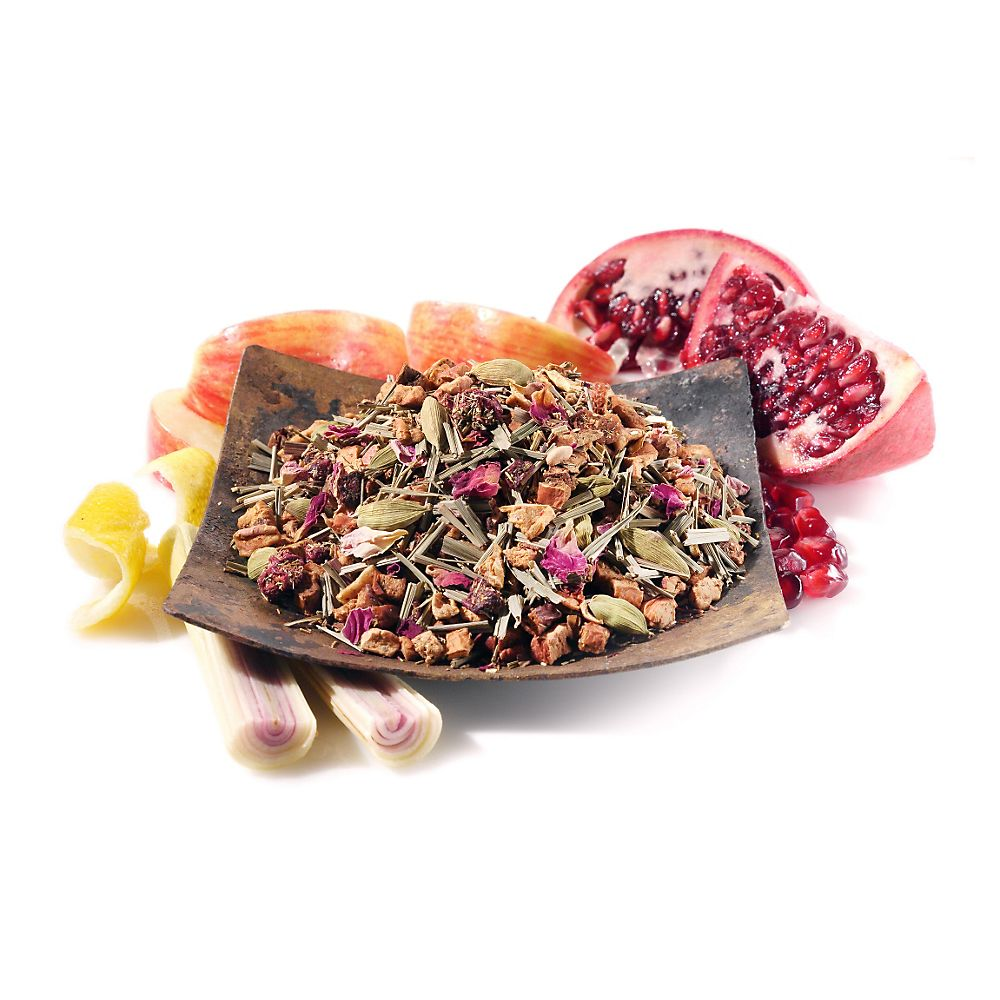 Teavana Apple Lemon Pomegranate Loose-Leaf Rooibos Tea