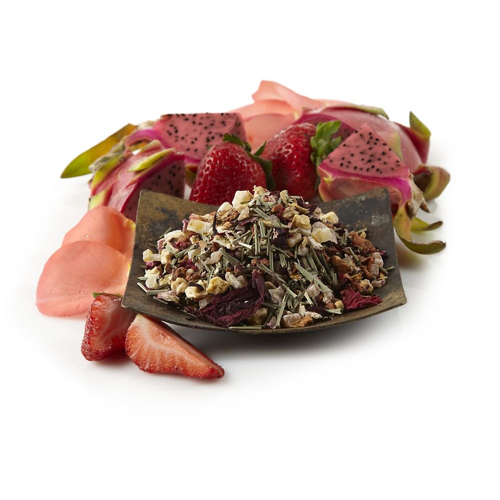 Teavana Dragonfruit Devotion Herbal Tea