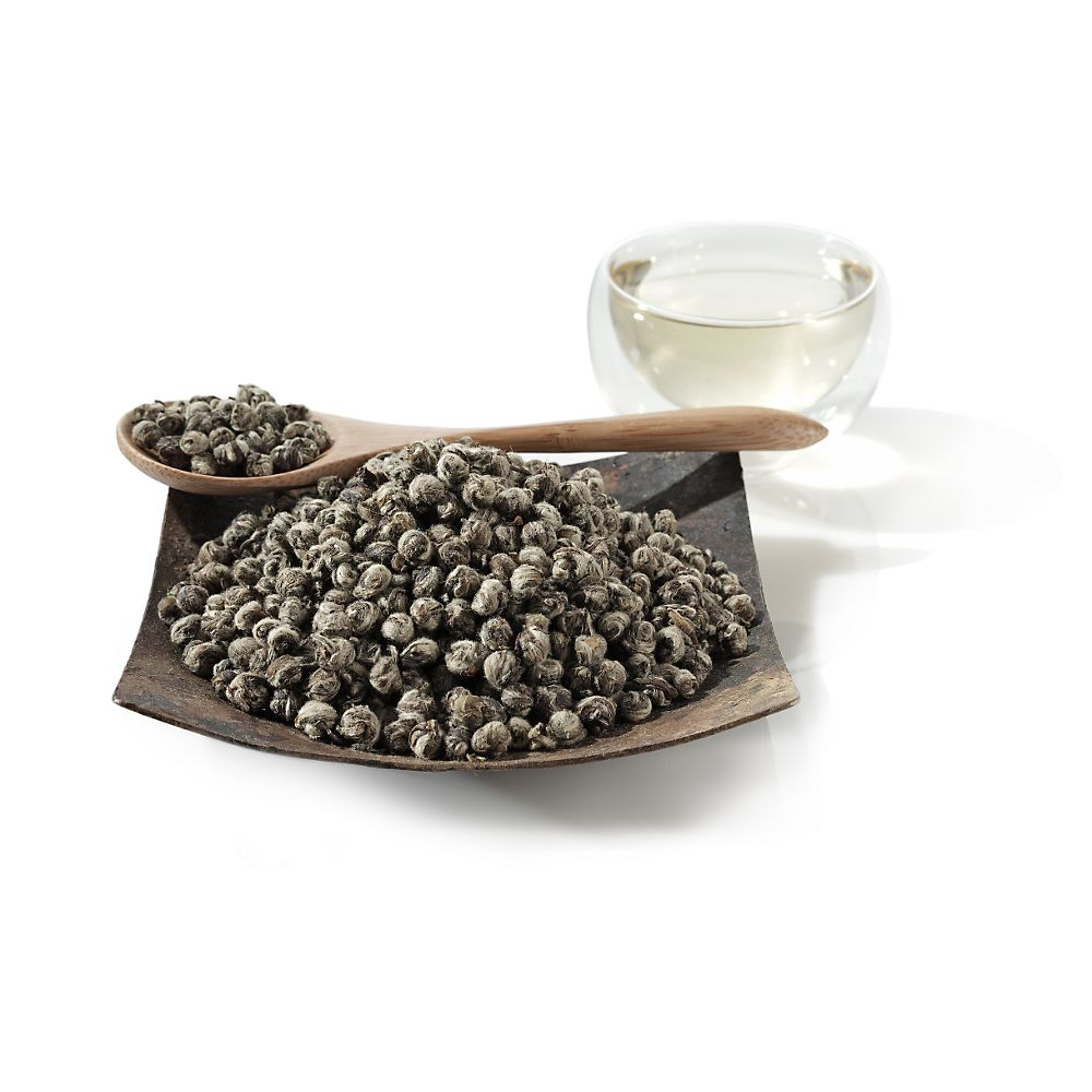 Teavana Silver Yin Zhen Pearls Loose White Tea 4oz