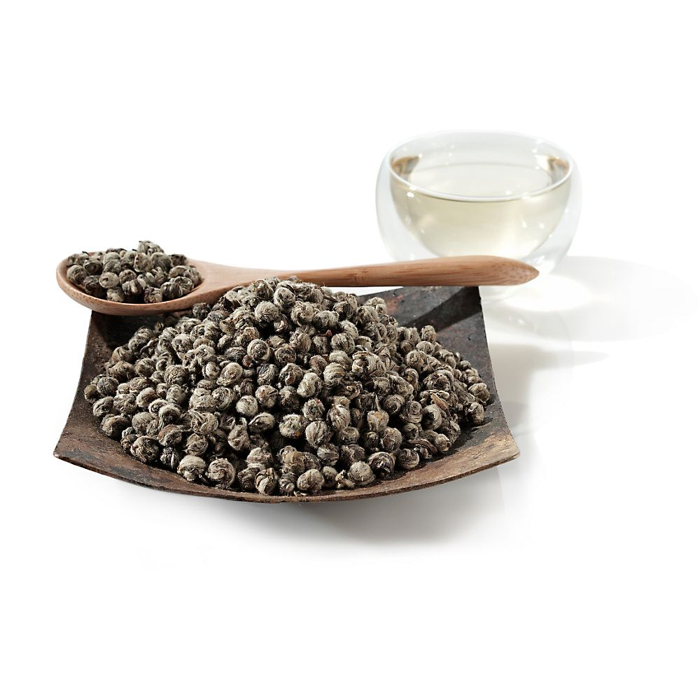 Teavana Silver Yin Zhen Pearls Loose White Tea