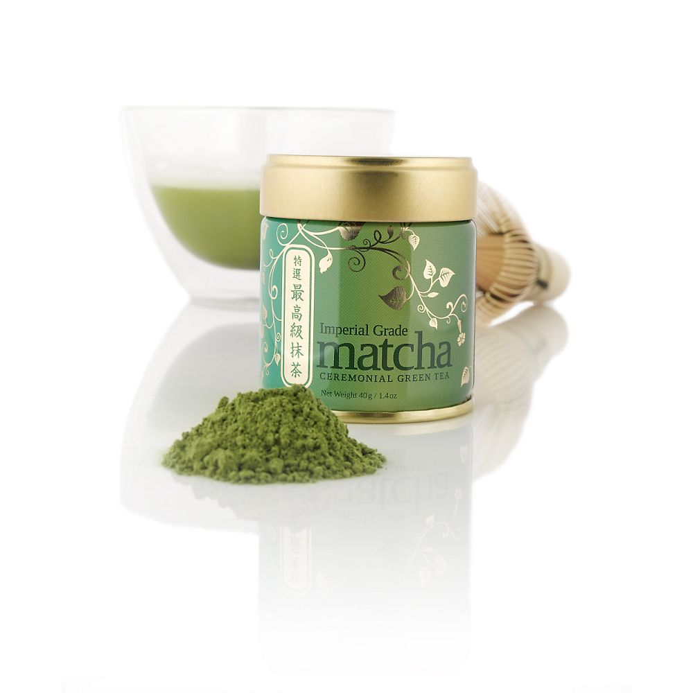 Teavana Imperial Matcha, Japanese Powdered Green Tea, 40g