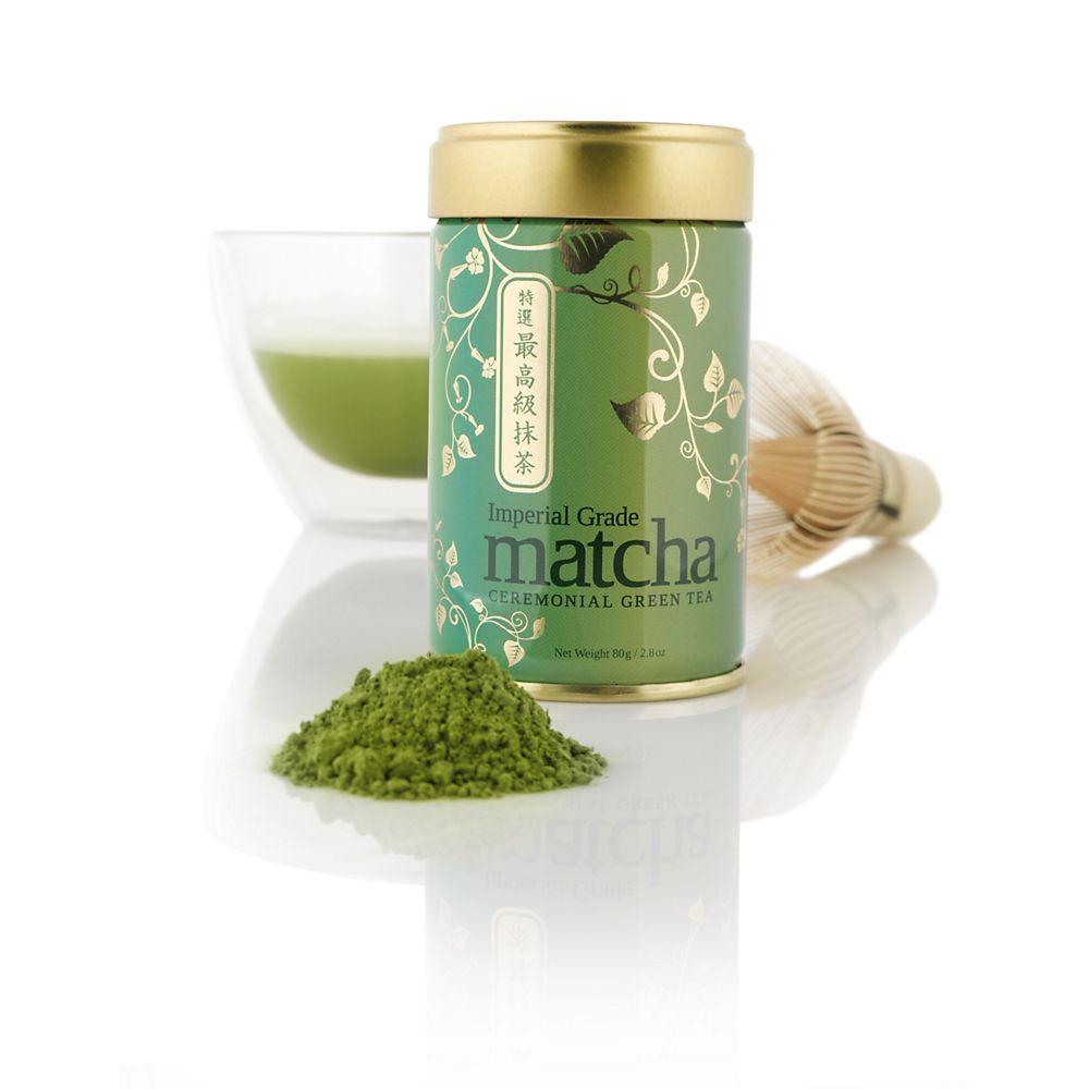 Teavana Imperial Matcha, Japanese Powdered Green Tea, 80g