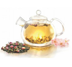 Fig Rose Herbal Tea