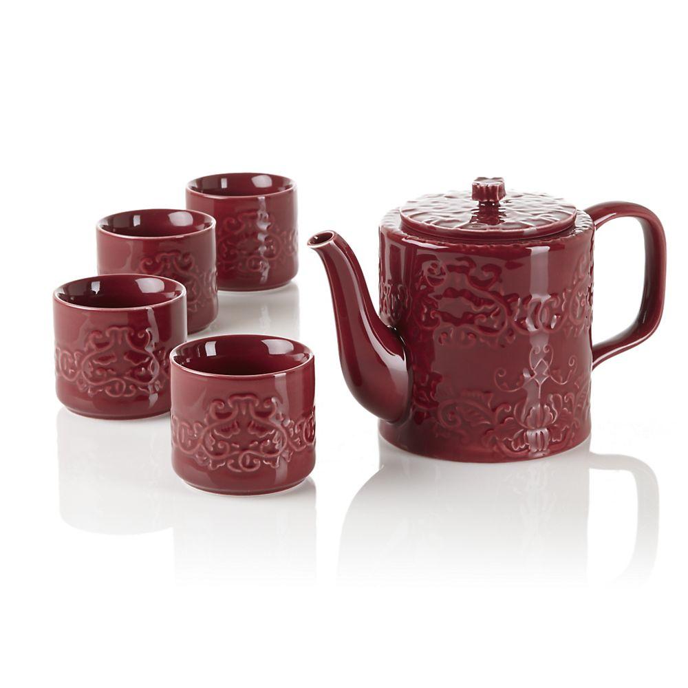 Teavana Rohan Teapot Set Innopoint