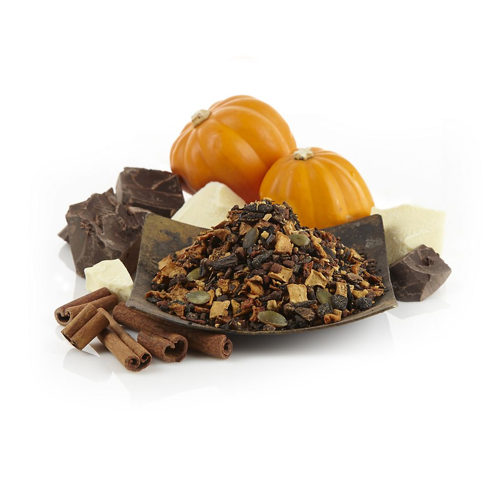 Teavana Pumpkin Spice Brulee Loose-Leaf Oolong Tea