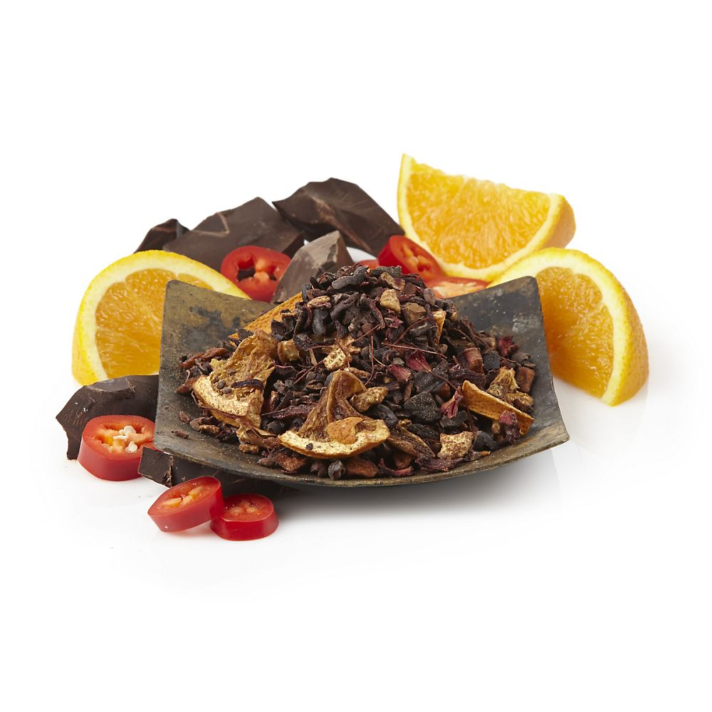 Teavana Orange Chocolate Sweet Spice Loose-Leaf Herbal Tea
