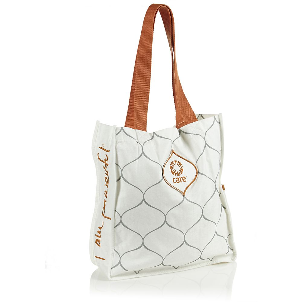Teavana CARE India Tote