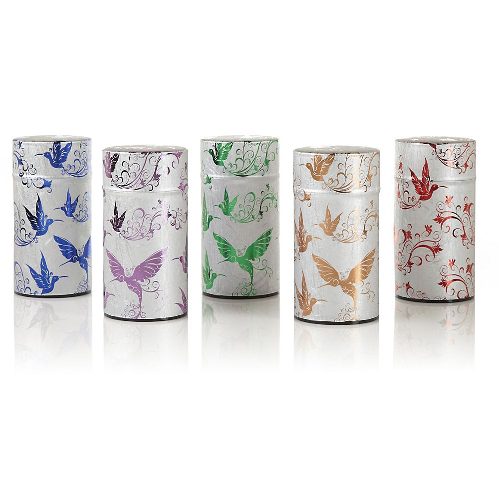 Teavana Bird Tea Tins