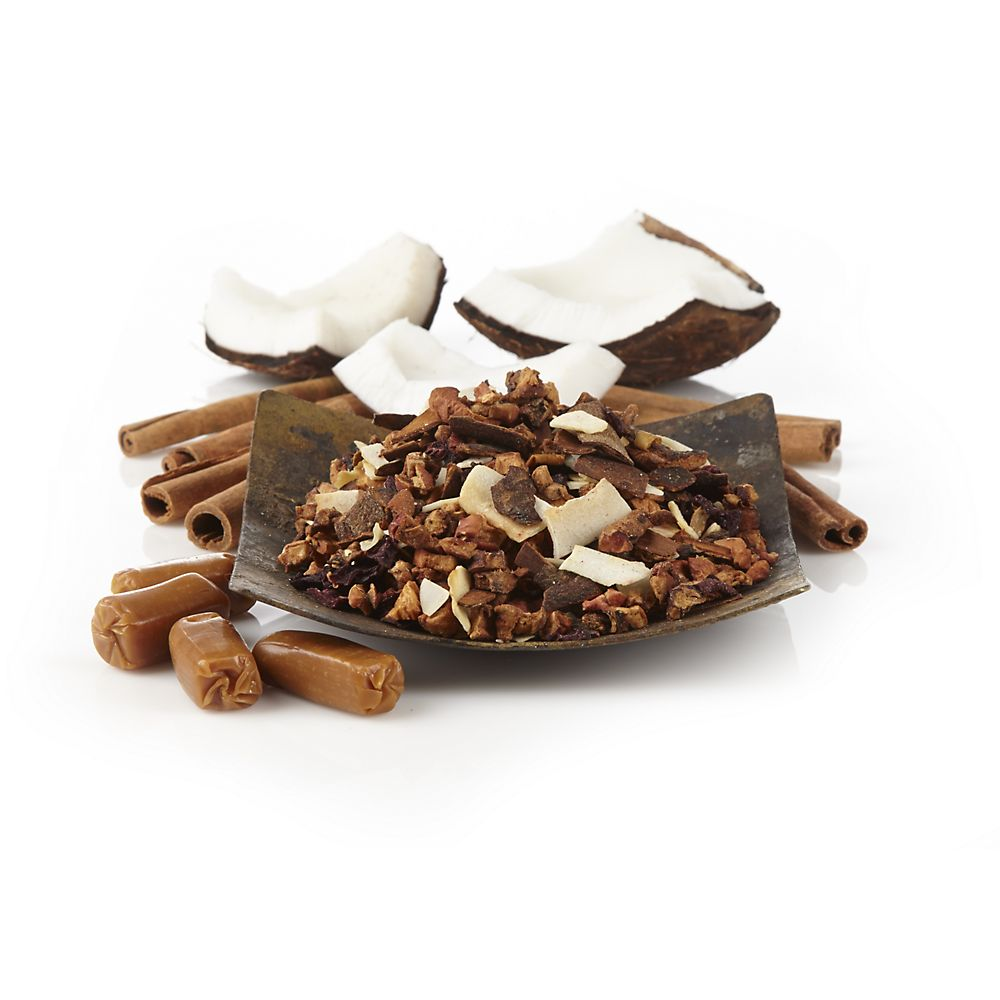 Teavana Caramel Almond Amaretti Loose-Leaf Herbal Tea