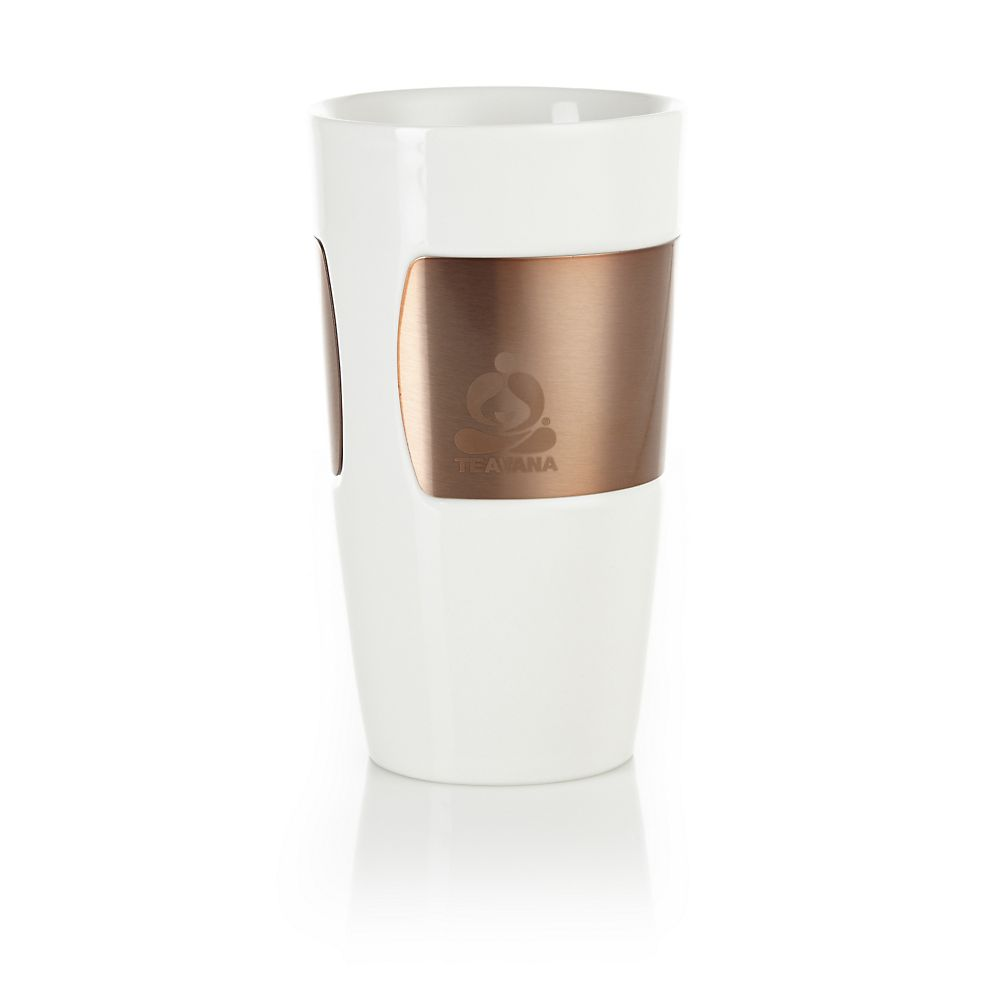 Teavana 10oz Copper Wrap Cup