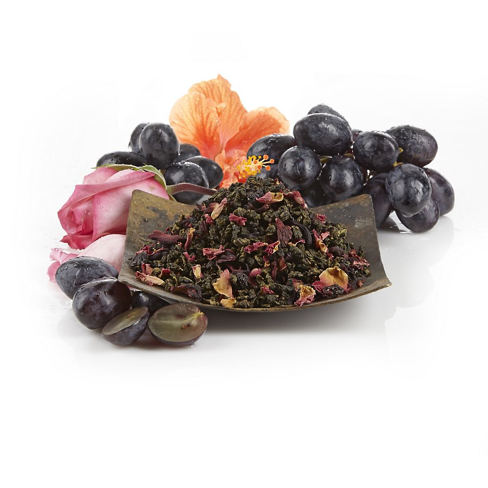 Teavana Grape Wulong Oolong Tea