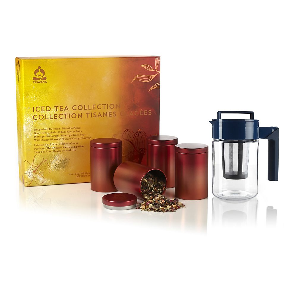 Teavana Iced Tea Collection