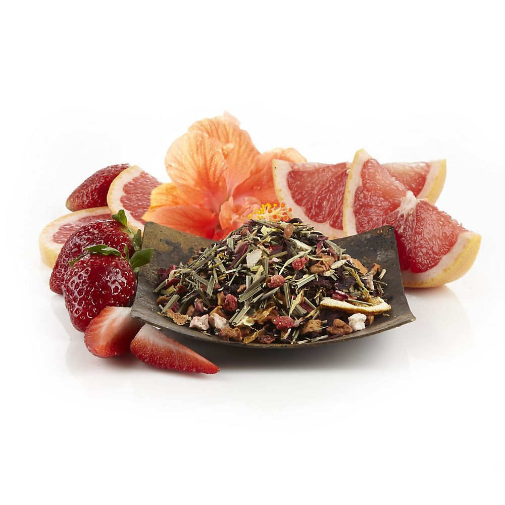 Teavana Strawberry Grapefruit Xue Long Green Tea
