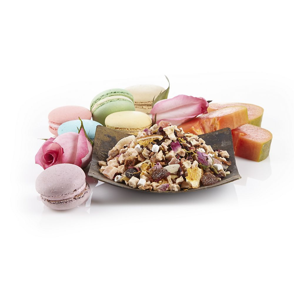 Teavana Marshmallow Macaron Herbal Tea