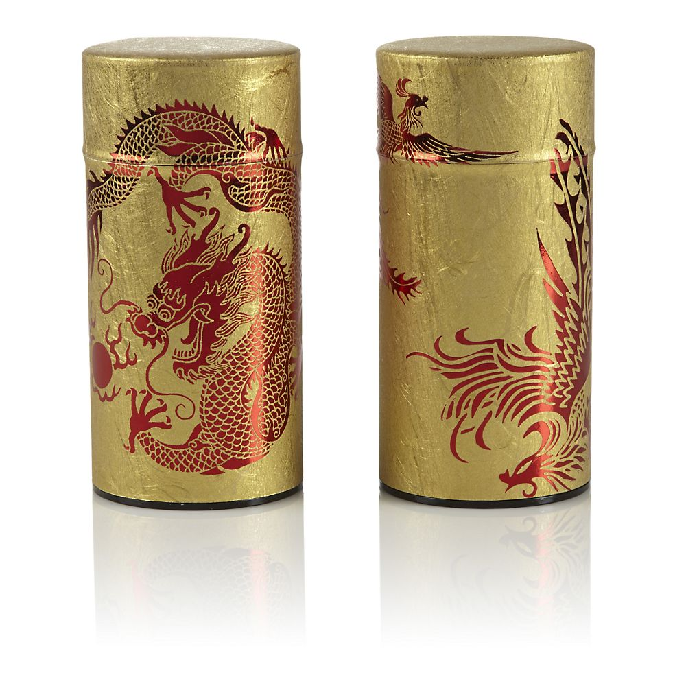 Teavana Phoenix and Dragon Tea Tin Set