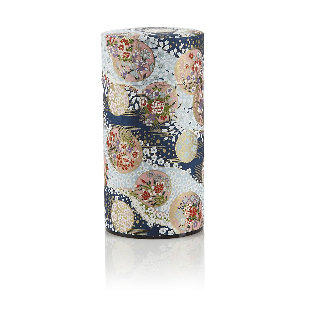 Teavana Midnight Moon Washi Tea Tin