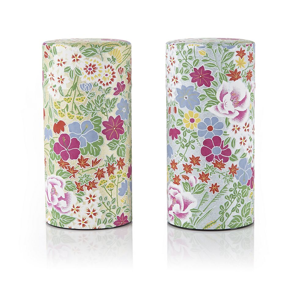 Teavana Garden Blooms Tea Tin Set