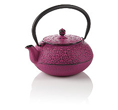 Cast iron teapots japanese cast iron teapots with infusers teavana - Imperial dragon cast iron teapot ...