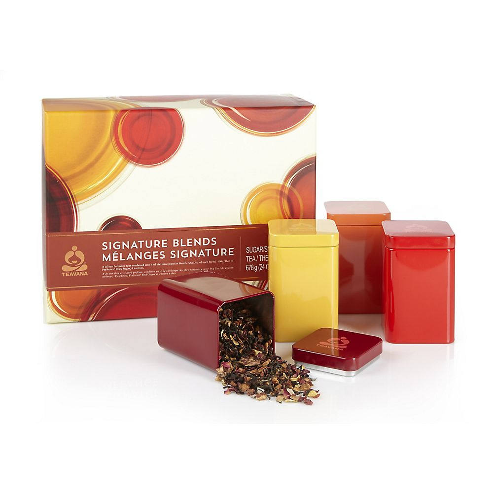 Teavana Signature Blends Gift Collection