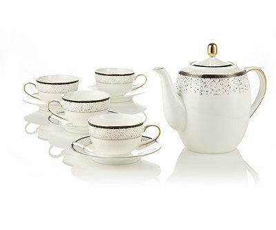 Confetti 9 piece tea set at teavana teavana - Teavana teapot set ...