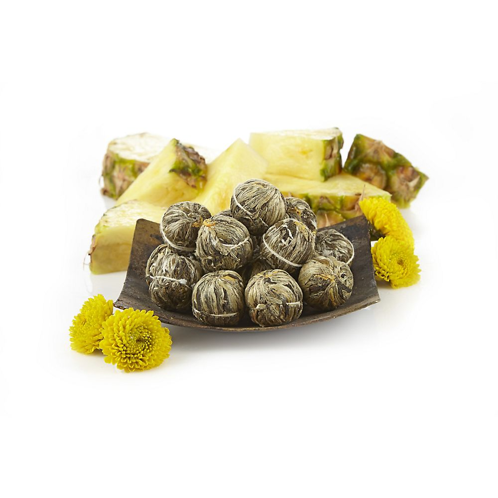 Teavana Flowering Pineapple Blooming Flower Tea