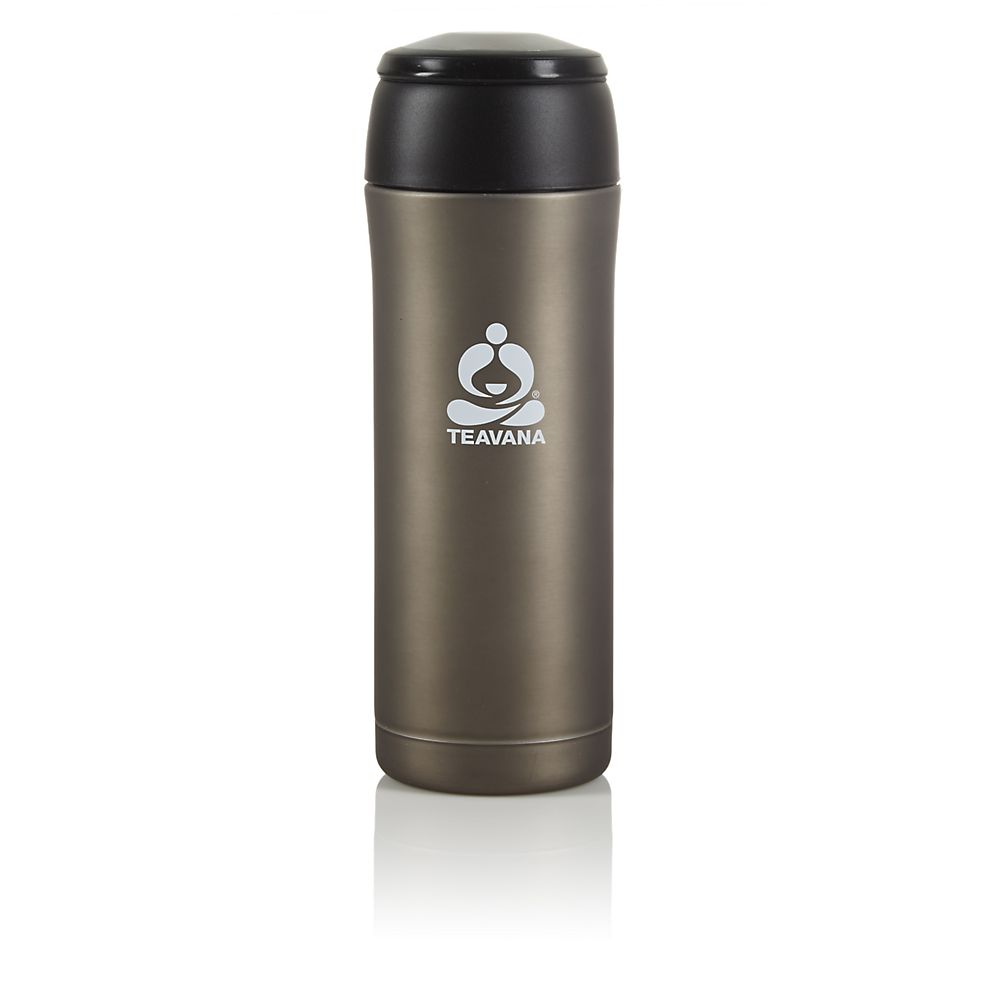 Teavana Brown Mack Tumbler