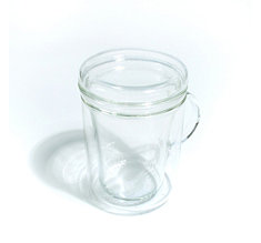 Glass Tea Infusion Mug