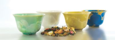 Teavana Pearla Porcelain Tea Cup Set