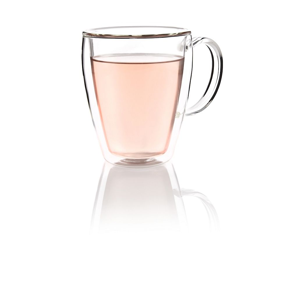 Teavana Grande Tasse Glass Tea Mug
