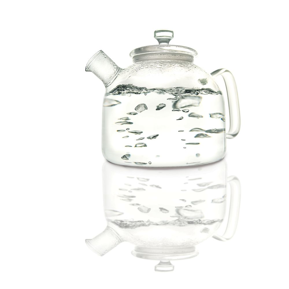 Teavana Alasdair Glass Tea Kettle