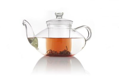Belle amitie glass teapot teapots gourmet tea online at - Teavana glass teapot ...