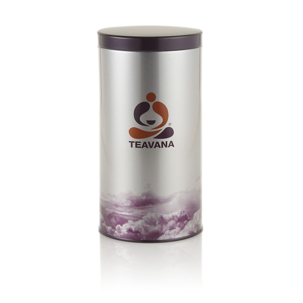Teavana 1lb Tea Storage Tin