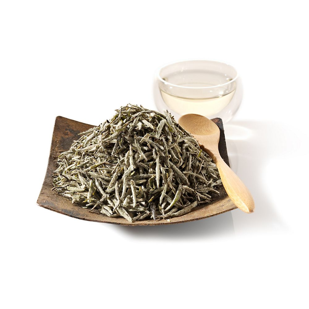 Teavana Silver Needle, Downy Loose-Leaf White Tea