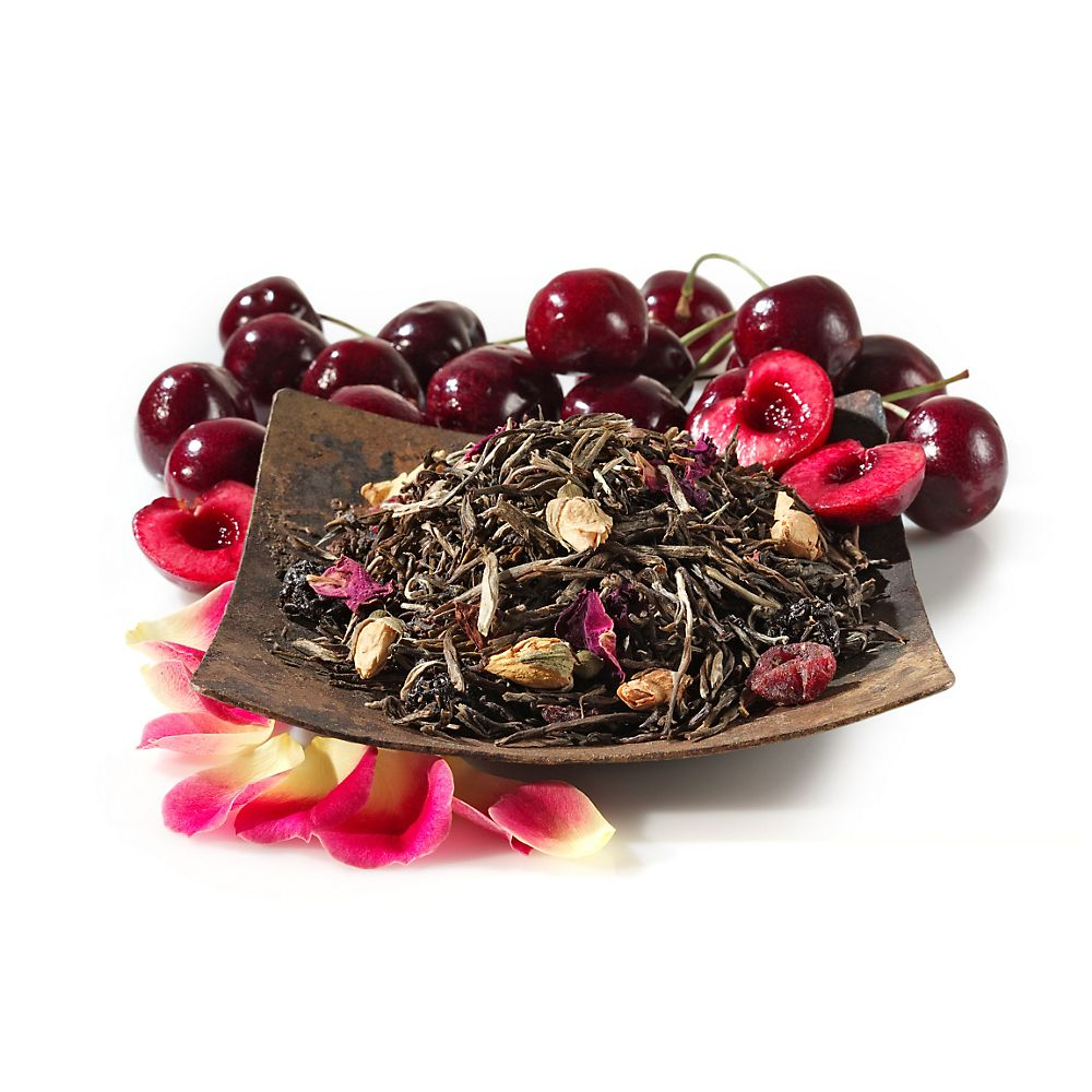 Teavana Snow Geisha Loose-Leaf White Tea