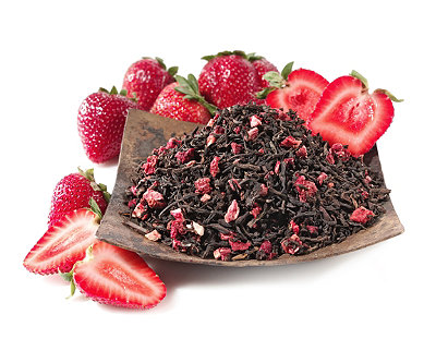 Strawberry Slender Pu-Erh® Tea