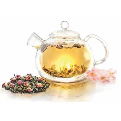 Genmaicha Flavored Green Tea