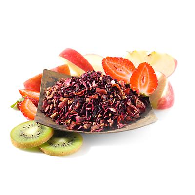 Strawberry Kiwi Herbal Tea
