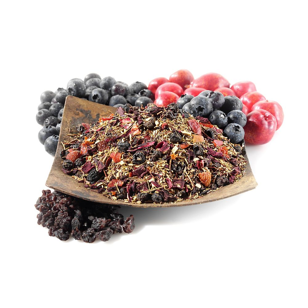 Teavana Blueberry Bliss Loose-Leaf Rooibos Tea
