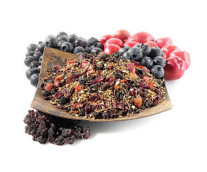 Featured Item: Blueberry Bliss Rooibos Tea