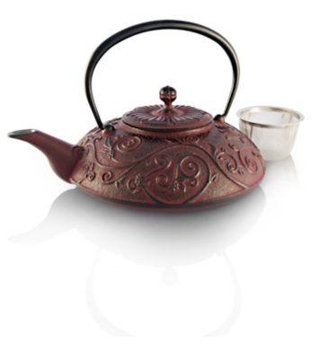 Vine Cast Iron Teapot