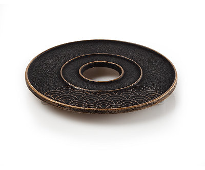 Cast Iron Wave Trivet