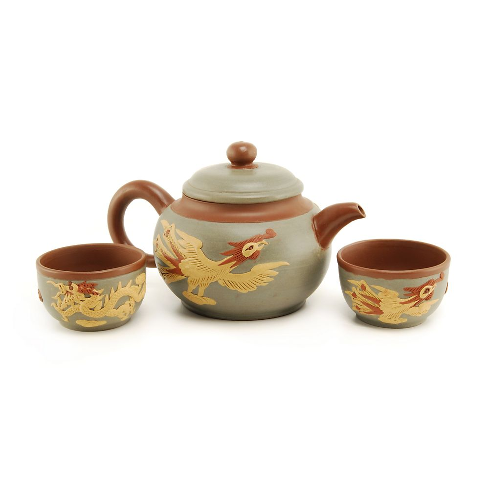 Teavana phoenix and dragon yixing teapot innopoint - Teavana tea pots ...