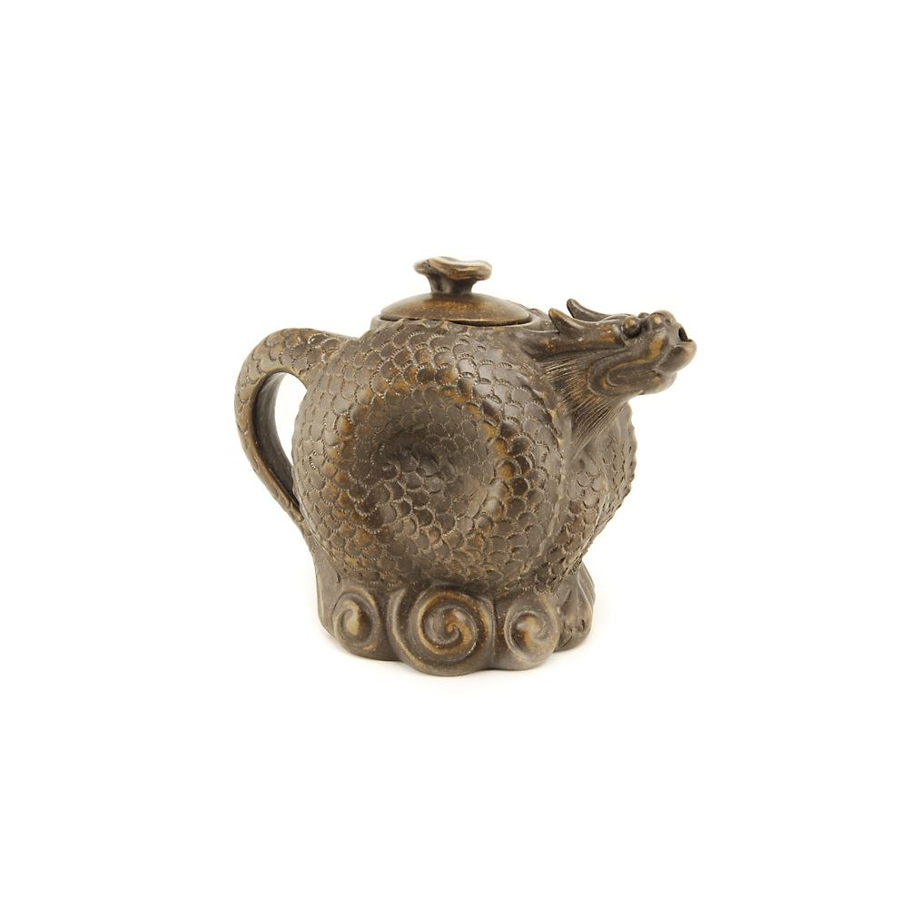 Teapot shop loose teas green tea black tea decaf tea rooibos tea herbal tea - Imperial dragon cast iron teapot ...
